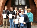 Cambridge Zertifikat 2017